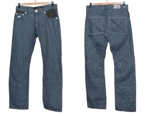 HUGEBLOCKS 【X-Denim】 HICKORY