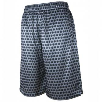 HXB 【MESH PANTS】 STEEL DOT