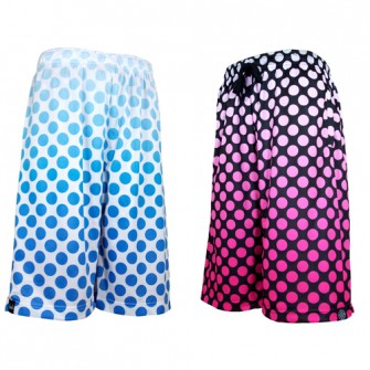 HXB 【REVERSIBLE MESH PANTS】 DOTS